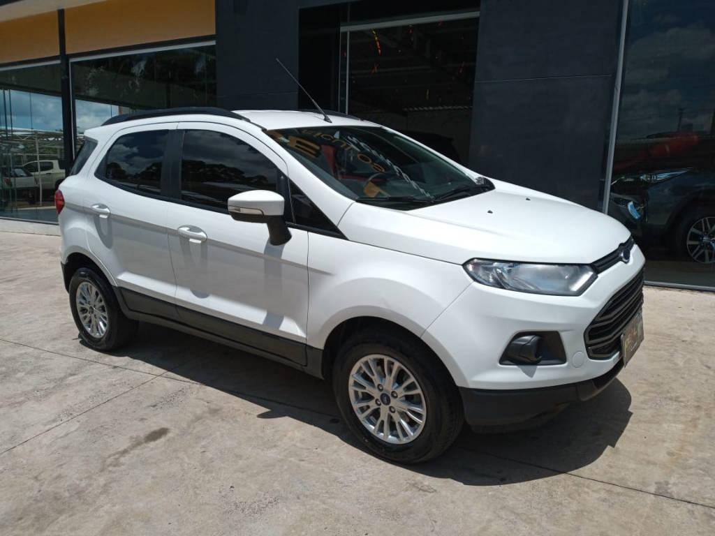 Ford Ecosport Se 1 6 2017 Ideal Veiculos Oeste