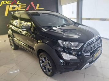 Foto numero 0 do veiculo Ford EcoSport STM4AT 2.0 - Preta - 2019/2020
