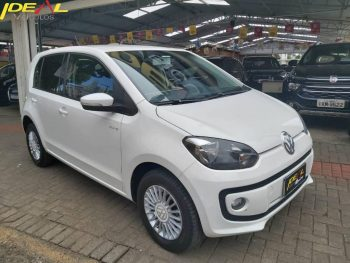 Foto numero 0 do veiculo Volkswagen Up MOVE SCV - Branca - 2016/2017