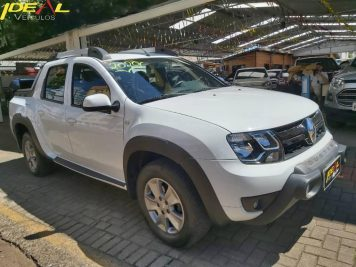 Foto numero 0 do veiculo Renault Duster Oroch 20 DYN42AT - Branca - 2019/2020