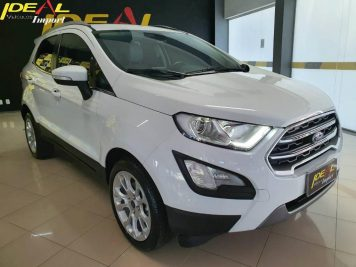 Foto numero 0 do veiculo Ford EcoSport TIT2AT 1.5 - Branca - 2019/2020