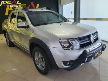 Foto numero 0 do veiculo Renault Duster Oroch 20 DYN42AT - Prata - 2019/2020
