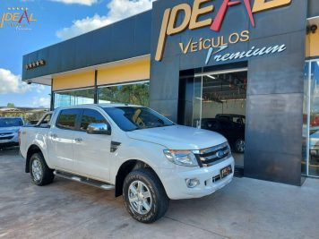 Foto numero 0 do veiculo Ford Ranger XLT CD4 32 - Branca - 2015/2015